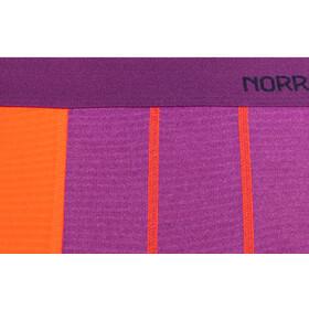 Norrøna Super Longs Damen royal lush/scarlet ibis